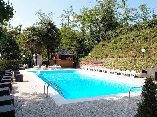 Hotel Fossati: Piscina