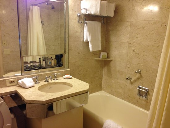 Waldorf Astoria New York: Bathroom