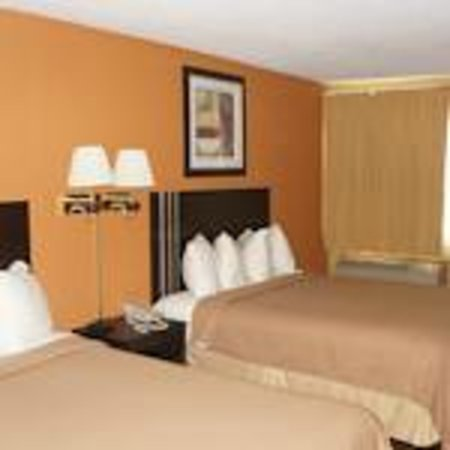 Quality Inn Merrillville: Double Queen Beds