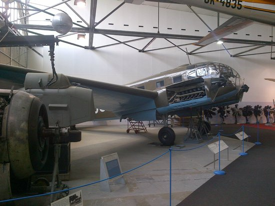 Kbely Aviation Museum : Aeronautical Museum Kbely - Prague