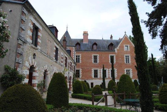 Les Fleurons: Clos Luce-Leonardo's last home