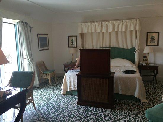 Belmond Hotel Caruso: Bedroom
