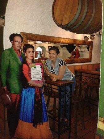 El Mexico de Frida : Entrada