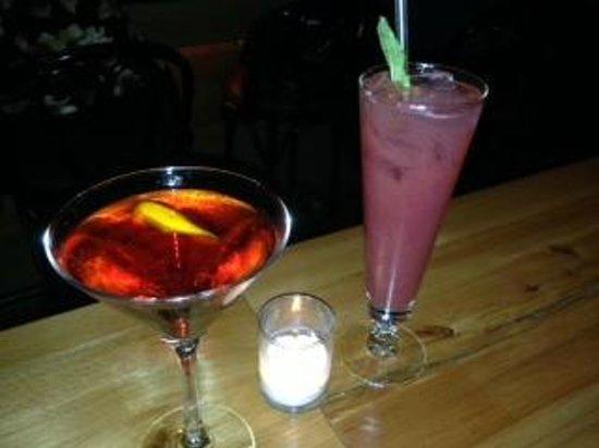 Cafe Katja: Cocktails