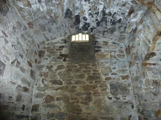 Bodmin Jail : View from a cell
