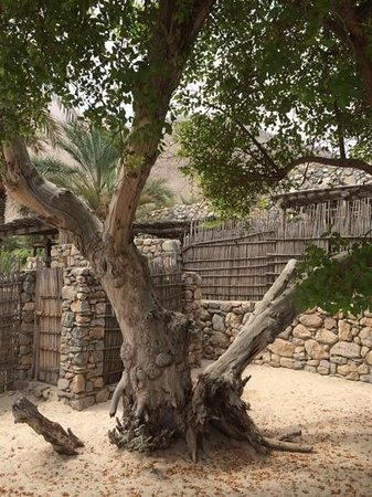 Six Senses Zighy Bay: traditional village