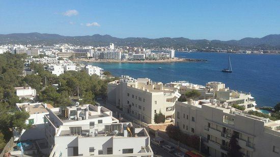Fiesta Hotel Tanit : View from Room 715