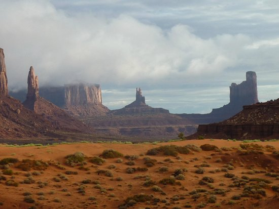 Goulding's Lodge & Campground : Monument Valley