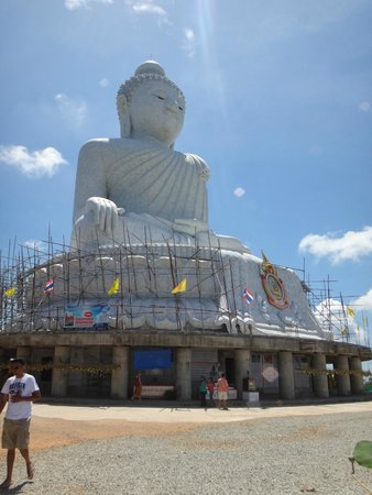 Big Buddha: Visit if you have an extra day in Phuket/Pattaya