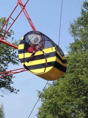 Enchanted Forest Water Safari: Fun ride near the back of the park that the older kids enjoyed!