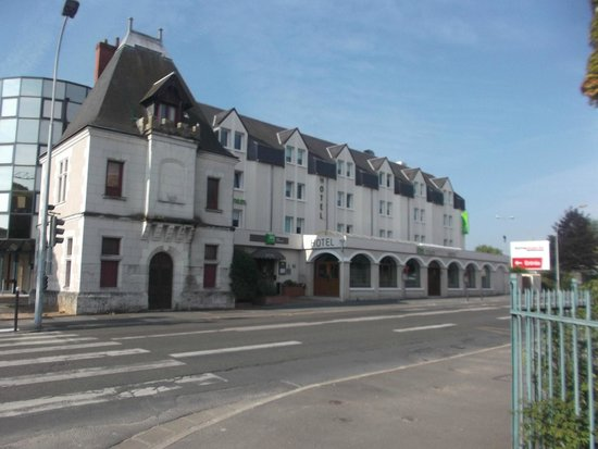 ibis Styles Blois Centre Gare: Hotel