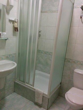Hotel Hetman : Ванная комната