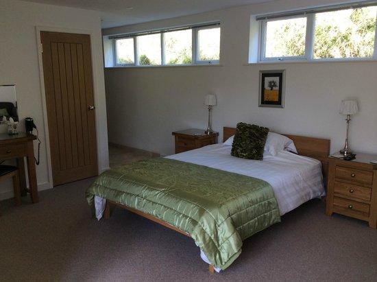 Red Rail Farm: The bedroom