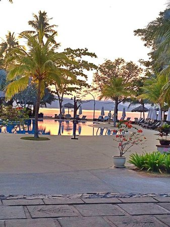 Vivanta by Taj Rebak Island, Langkawi: View from the dinning area
