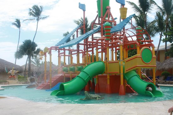 Iberostar Bavaro Suites: mini waterpark