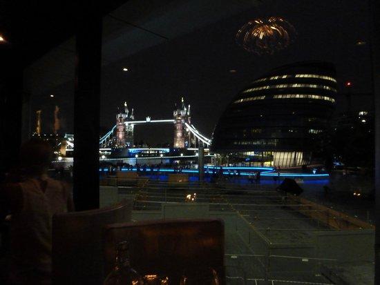 Gaucho: Great view of Tower Bridge