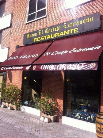Restaurante El Cortijo Extremeno