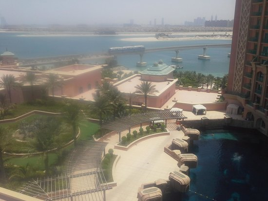Atlantis, The Palm : View from room