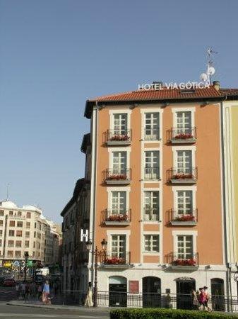 Hotel Via Gotica: l'hotel