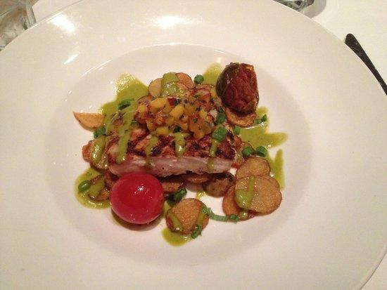 Nola Restaurant: Seasonal Gulf fish