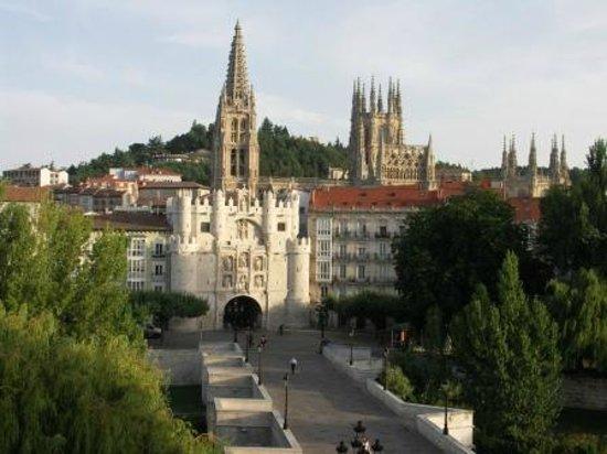 Hotel Via Gotica: La cattedrale dalla mia camera...