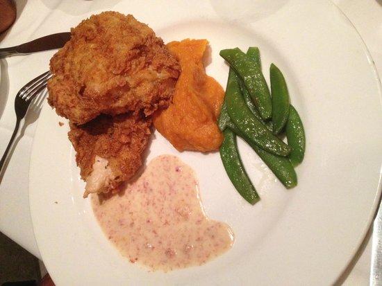 Nola Restaurant: Buttermilk fried chicken