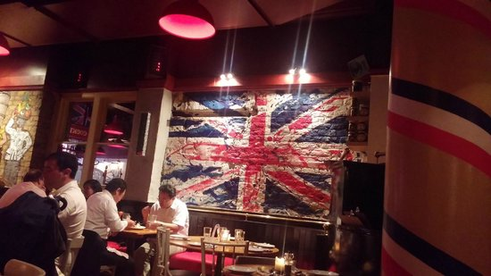 Porters English Restaurant: Some Decor