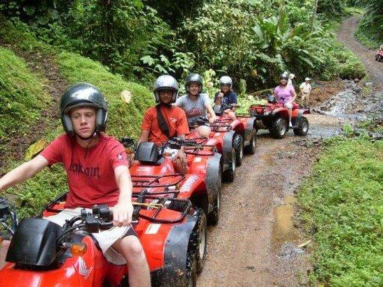 Safari Adventures : ATV tour