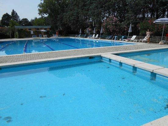 Hotel della Torre: piscina