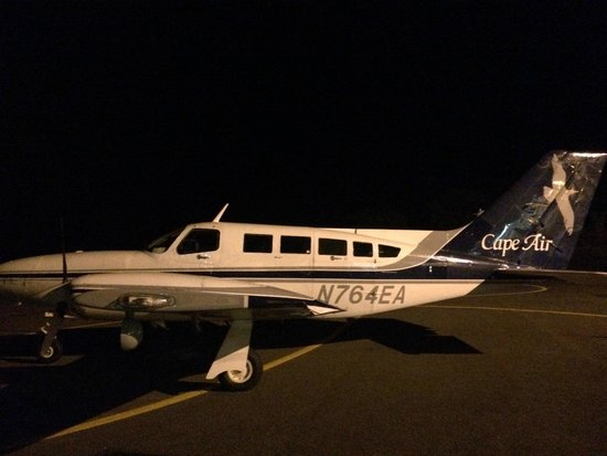 W Retreat & Spa - Vieques Island: Plane!