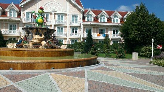 Gardaland Hotel: camere e parco