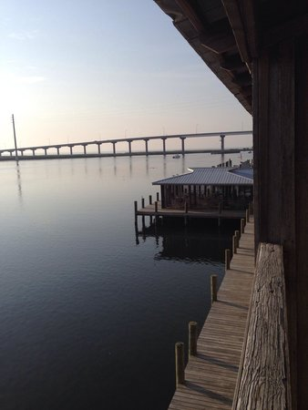 Apalachicola River Inn: View from room 23