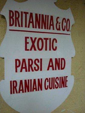Britannia & Company Restaurant : Britannia & Co. Restaurant