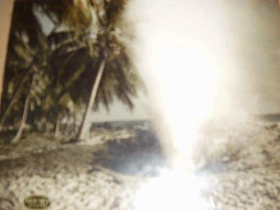 Blow Hole: Hoyo soplador ANTES