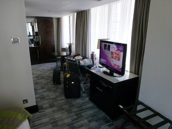 Crowne Plaza London The City: Room