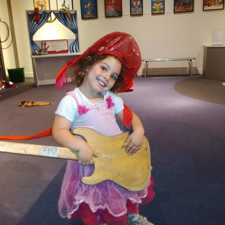Imaginosity: Guitar and Costums