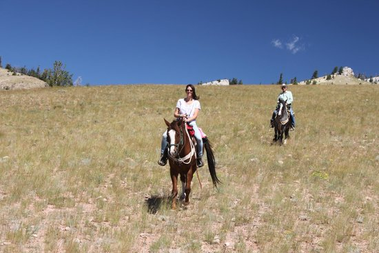 The Lazy L&B Ranch: Amazing riding!!