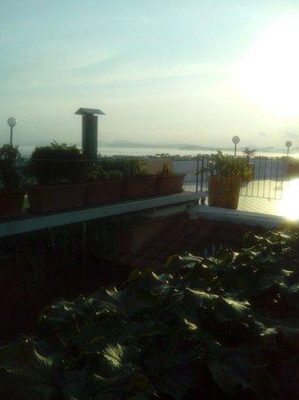Hotel Bellevue Benessere e Relax : Vista dalla camera