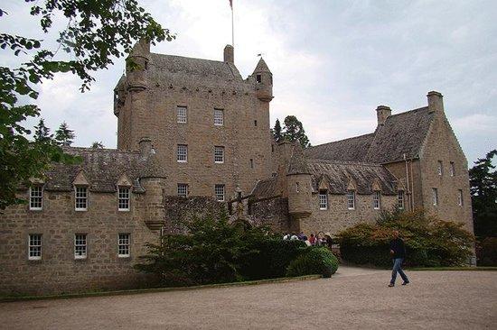 Cawdor Castle: The castle