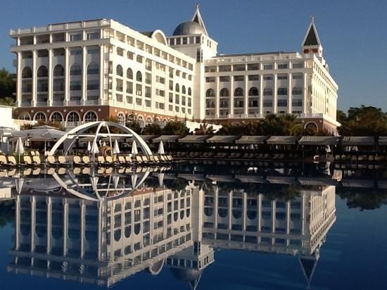 Amara Dolce Vita Luxury: главное здание