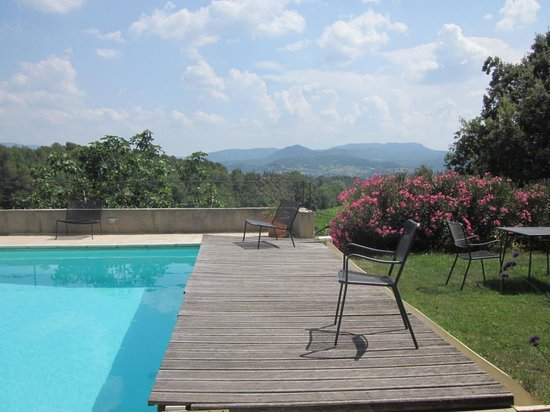 Bastide la combe hotel vaison la romaine voir les - Hotels vaison la romaine avec piscine ...