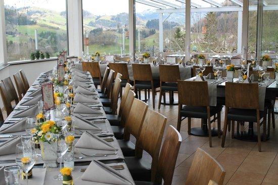 image Restaurant Hargarten AG sur Schlatt-Haslen
