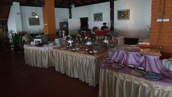 Phi Phi Natural Resort: Breakfast restaurant