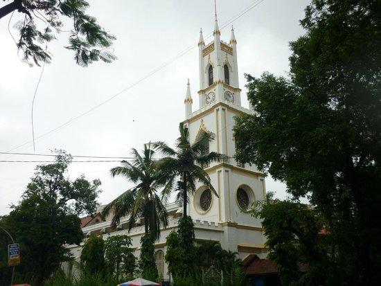 St. Thomas Cathedral Mumbai: St. Thomas Cathedral