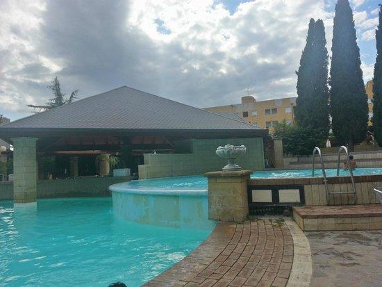 Miceneo Palace Hotel: Piscina