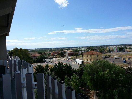 Miceneo Palace Hotel: Dal balcone