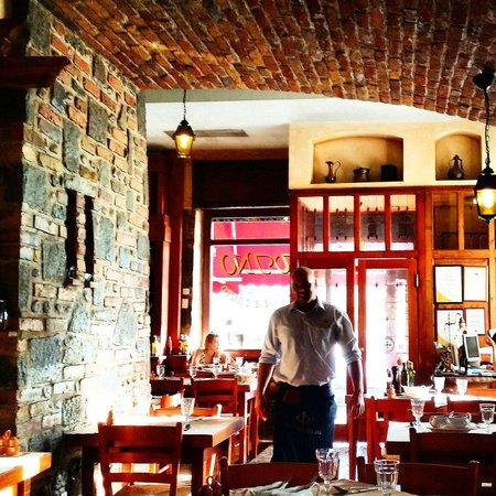 One Of The Best Italian Restaurants In Budapest Picture Of