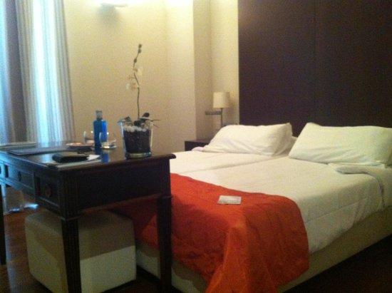 Hospes Amerigo: Comfy bed
