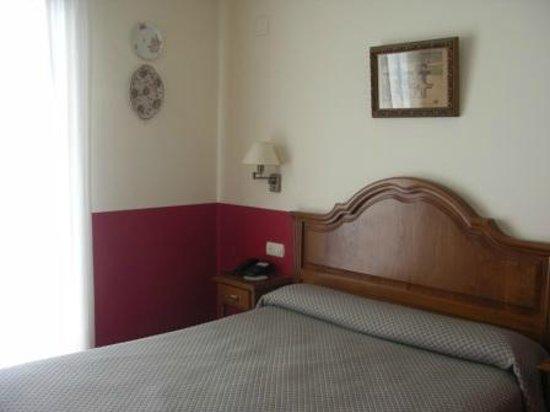 Hotel Leku-Eder: la camera