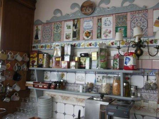 Hotel Leku-Eder: il buffet della colazione